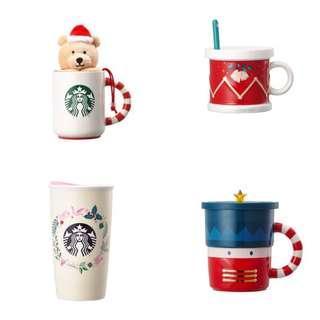 韓國聖誕Starbucks 杯