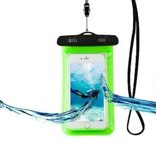 Under Water Proof Dust Dry PVC Pouch Bag Case Cover Protector For Phone