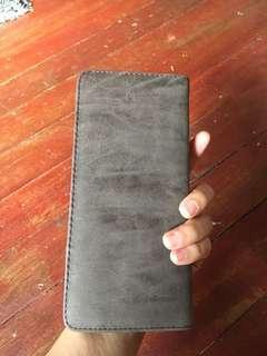 korean long wallet