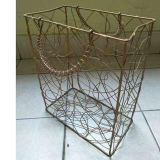 BN Metal Basket / Bag
