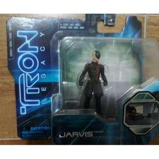 (Clearance Sale) MOSC Disney Tron Legacy Jarvis 3-inch DC Marvel Comics