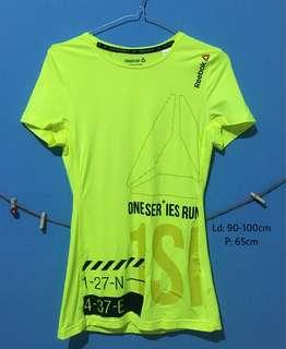 Beli 410! Original Kaos Olahraga Reebok
