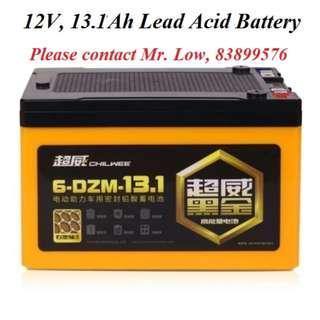 Lead Acid Battery (12V 13Ah)