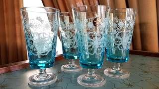 Blue Footed Glasses