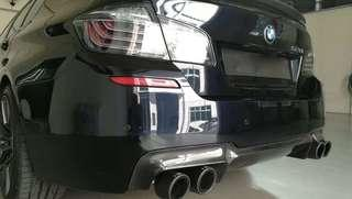 BMW F10 MS Clear Tail Lamp