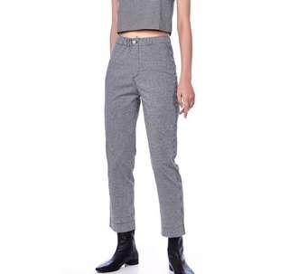 the editor's market kevyn high-waisted pants