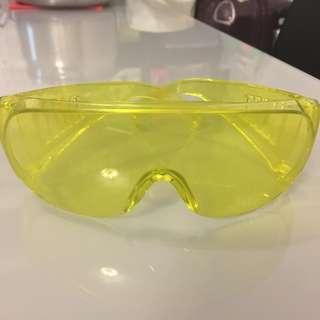 保護眼鏡 spectacles