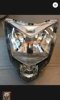 z250sl kawasaki cover headlamp only!