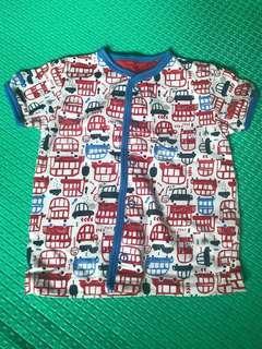 Mothercare Button Shirt