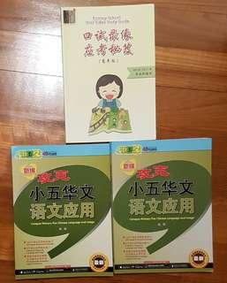 Chinese assessment books for P5/PSLE