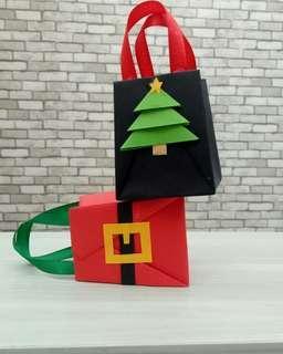 Mini Paper Bag Natal Size S