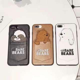 We Bare Bears iPhone XR Case/Cover
