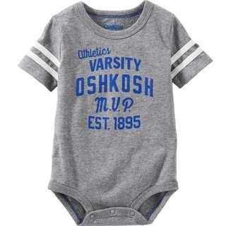 [FREE MAIL]BN OshKosh 24months bodysuit