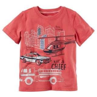 [FREE MAIL]BN Carters Tshirt