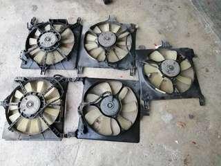 7 @ 11 blades fan with big motor