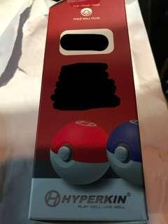 Hyperkin Brand Silicone Trainer Shields for Poké Ball