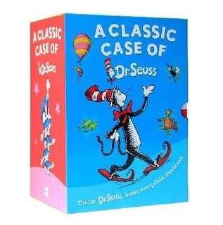 Dr Seuss 20 Books Box Set