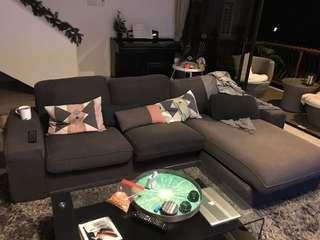 Preloved Ikea sofa