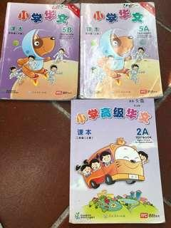 Free with purchase- Primary chinese(old edition) books