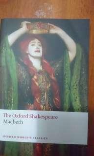 The Oxford Shakespeare Macbeth