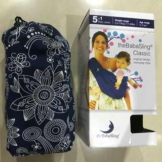 Gendongan bayi THE BABA SLING (baby carrier)