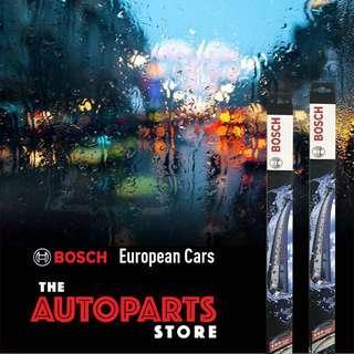 BOSCH European Wipers