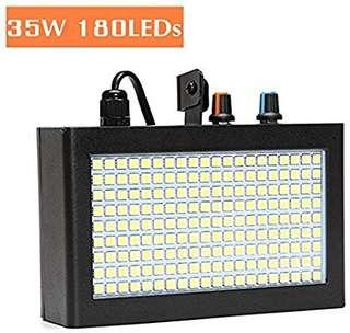 LED room strobe 180 lights