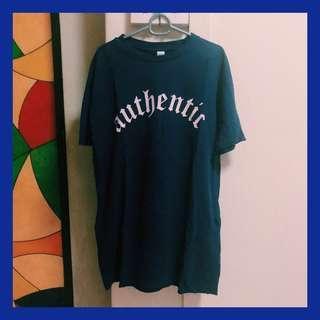 h&m authentic shirt