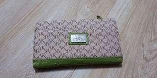 Anne klein long wallet