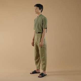 Anaabu Kait Cocoon pants