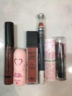 Lipstick take all