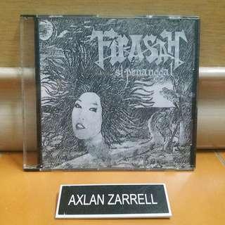 FIRASAH Si Penanggal (CD Lagu)