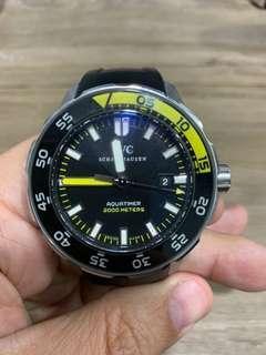 *Best Price Already* IWC Aquatimer Automatic 2000 Full Set