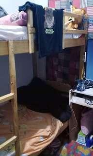Wooden Double Deck