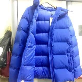 全新 lativ 國民品牌 無縫羽絨外套 無縫 羽絨外套 羽絨大衣 防風 保暖 95%羽絨 寒流必備 防潑水