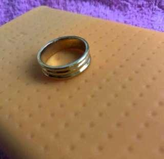 True Gift for someone ? - 916 Gold Ring ❤️💙❤️💙
