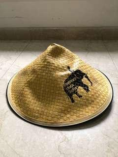 Bali Straw Hat
