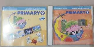 Yamaha JMC Primary 2 CD & DVD