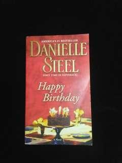 DANIELLE STEEL * HAPPY BIRTHDAY
