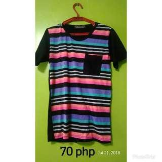 Colorful Stripes Shirt