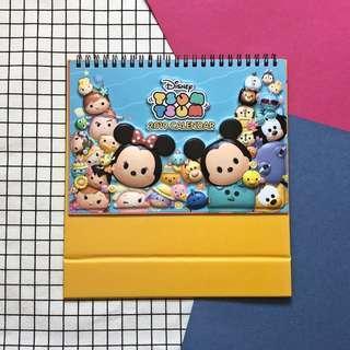 🚚 Disney Tsum Tsum Calendar 2019