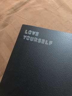 BTS Love Yourself: Tear Version Y Album