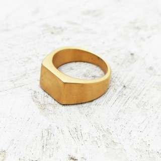 Cincin simple minimalist murah
