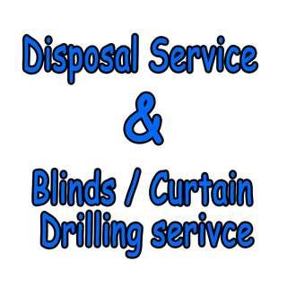Disposal And Wall drilling service
