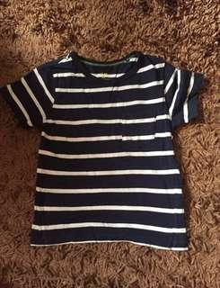 H&M baby boy shirt good as new 4t - 6t