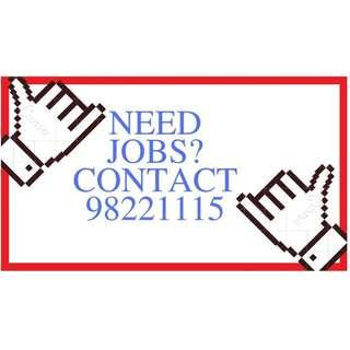 Warehouse Assistant (Ubi, S$1.6 to 1.9k/mth, 6 months contract) NEEDED !! CONTACT 98221115 !!
