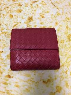 Bottega Veneta Short Wallet