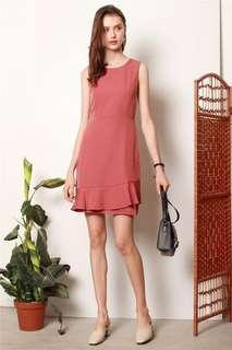 BNIB Curved Hem Dress with Pockets Prom dress
