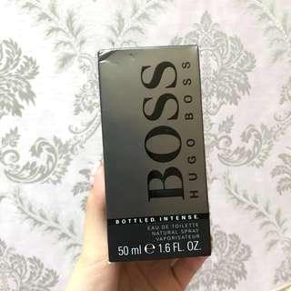 專櫃正品 Hugo Boss 香水 Hugo Boss Bottled Intense 50ml Perfume for men #sellfaster #MensXmasGift