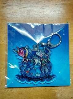 怪物彈珠-摩西鑰匙圈